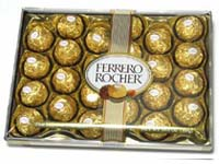  Ferrero Rocher Treats  