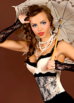 Russian bride Aleksandra from Kiev, Ukraine