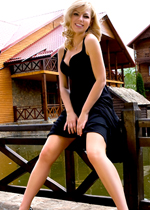 Russian bride Svetlana from Khmelnitsky, Ukraine