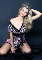 Russian bride Valentina from Poltava, Ukraine