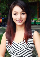 Asian lady Yu from Nanning, China, ID 38586