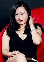 Asian lady Zhang (Linda) from Changzhou, China, ID 39074