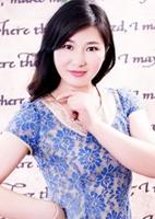 Asian lady Xing from Xiangfan, China, ID 39571