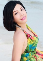 Asian lady Yin (Gina) from Beihai, China, ID 39949