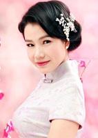 Asian lady Yanhua (Summer) from Fuzhou, China, ID 40476