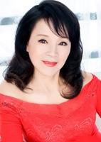 Asian lady Bin from Fushun, China, ID 41091