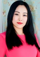 Asian lady Chao (April) from Baicheng, China, ID 41559