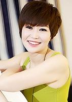 Asian lady Jianxi from Zhengzhou, China, ID 41747