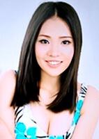 Asian lady Qingzhen (Hebe) from Guangzhou, China, ID 42592