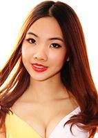 Asian lady Qijun (Gigi) from Guangzhou, China, ID 42672
