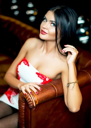Daria from Kharkov, Ukraine