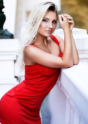Eugenia from Kiev, Ukraine