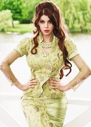 Russian Bride Ludmila From Russian 111
