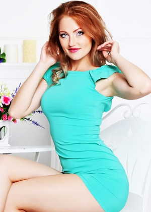 Russian bride Marina from Kherson, Ukraine