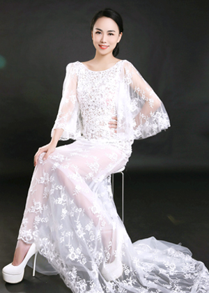 Lady Yaqi from Sanming, China