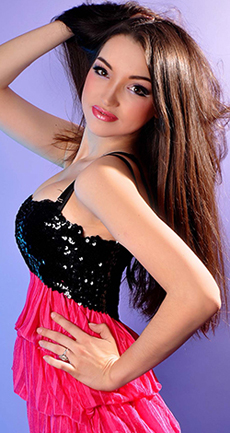 Single Anastasia from Kharkov, Ukraine
