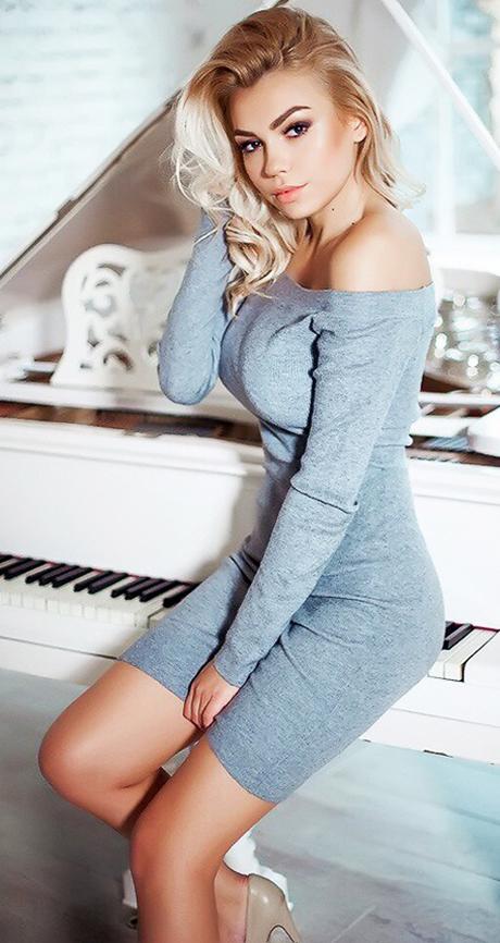 Single Angelika from Kiev, Ukraine