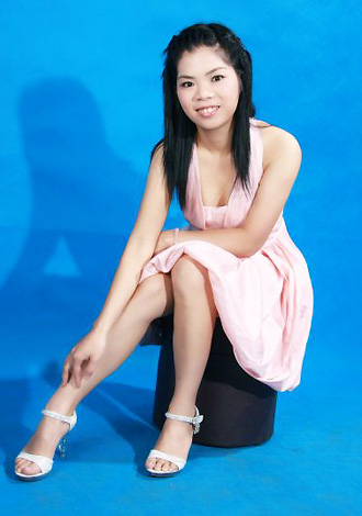 Asian bride Lili from Beihai