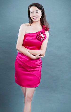 Single girl Junhua 54 years old