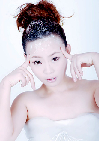 Asian bride Shasha from Baoding