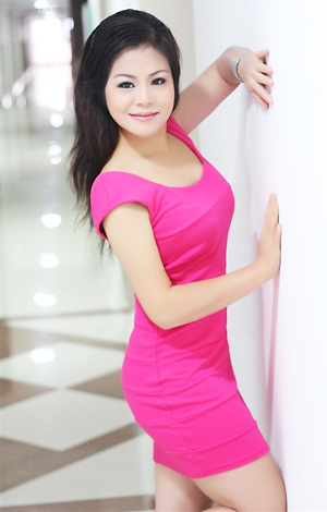 Single girl Meilin 38 years old