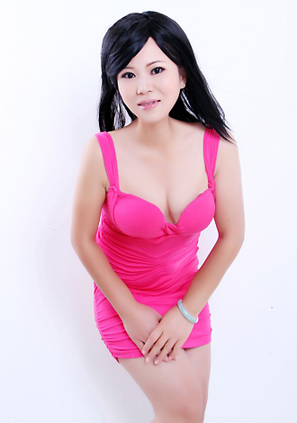 Asian bride XIfang from Nanning