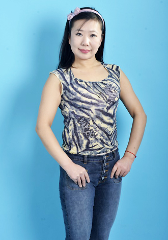 Single girl Xiaoling 47 years old
