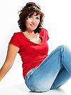Russian single woman Elena from Novosibirsk, Russia