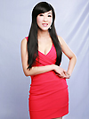 Asian single woman Beibei from Beihai, China