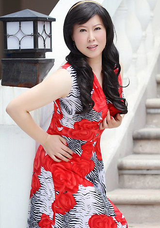 Asian bride Lisheng from Beihai