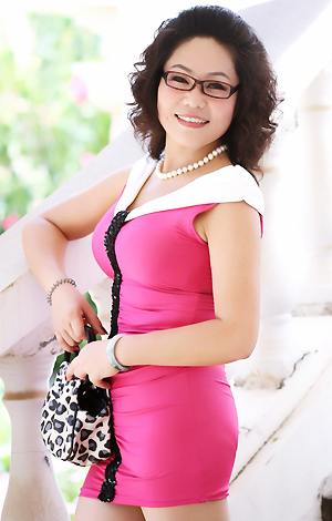 Asian bride Suqin from Beihai