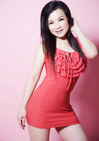 Asian bride Jie from Nanning