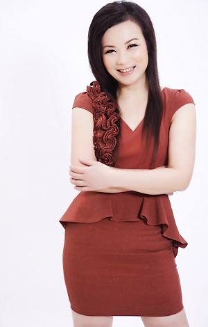Single girl Jie 43 years old