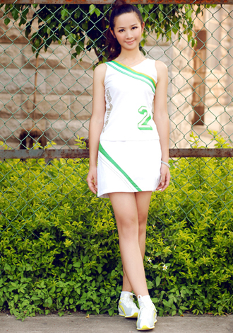 Asian bride Qiong from Beihai