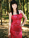 Asian Bride Xiaowen from Beihai, China