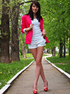 Russian Bride Anna from Khmelnitskyi, Ukraine
