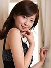 Asian woman XiuZhi from BaoDing, China