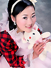 Asian Bride Meiyan from Guilin, China