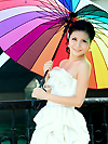Asian Bride Mei from Guilin, China