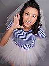 Asian woman Di from Guilin, China