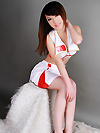 Asian Bride Min from Changsha, China