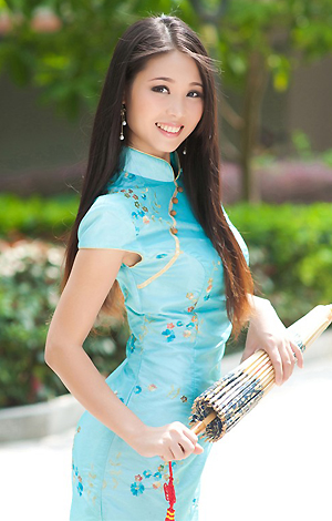 Single girl Vivian 33 years old