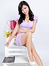 Asian Bride Bei from Changsha, China