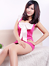 Asian Bride Zhengting from Xinyang, China
