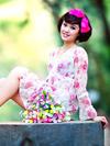 Asian woman Fang from Luzhou, China