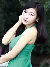 Asian Bride Ling from Zhuzhou, China