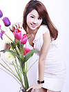 Asian Bride Bo from Zhuzhou, China