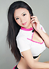 Russian single Melissa from Changsha, China