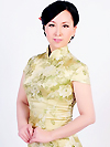 Asian Bride Fang from Liuzhou, China