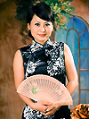 Asian Bride Mingjuan from Tumu, China